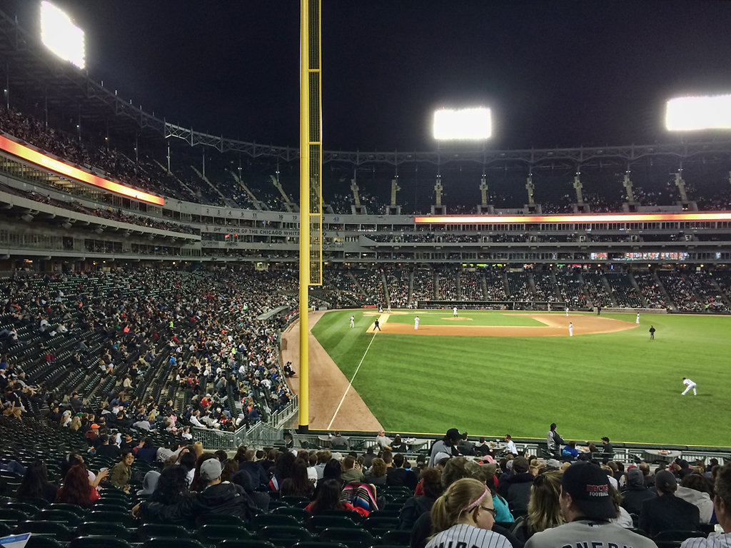 Right field view